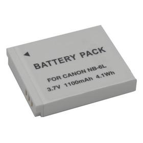 Batería para Canon Ixy 30s PowerShot sx530 hs Ixy 32s IXUS 310 hs 1000mah